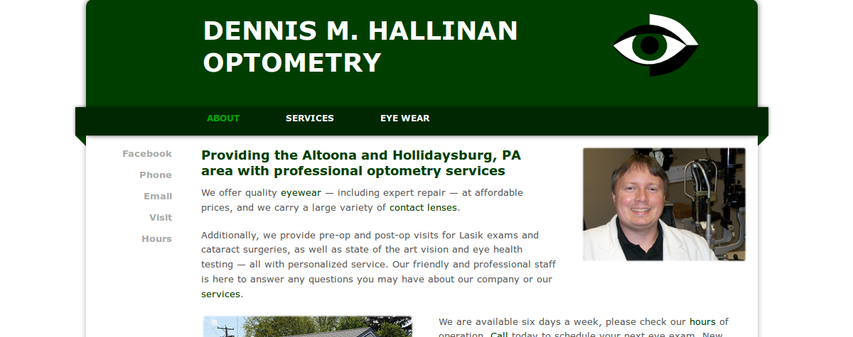 hallinan optometry